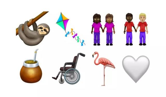 Propuesta de nuevos emoticonos para Emoji 12