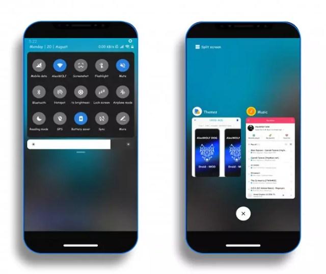 Tema para personoficar un smartmovil Xiaomi℗ con MIUI 10