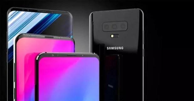 pantalla del Samsung Galaxy S10+