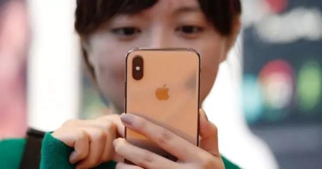 selfie iphone xs