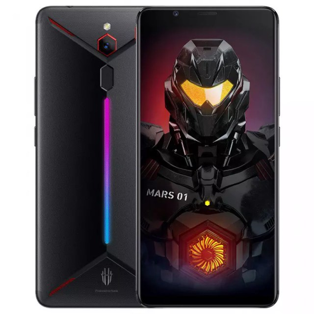 Pantalla del Nubia Red Magic Mars