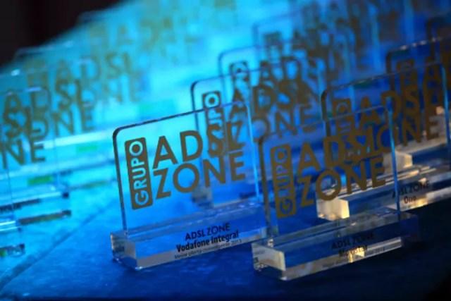 Insignia de los Premios ADSLZone