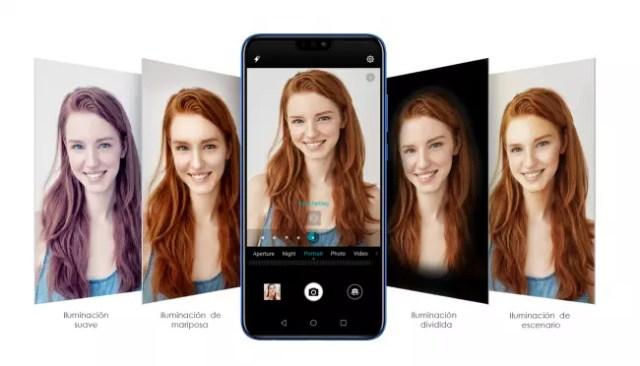 Honor 8X selfie