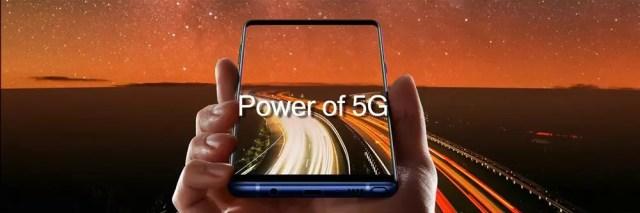 Conectividad 5G en el chip Snapdragon 855