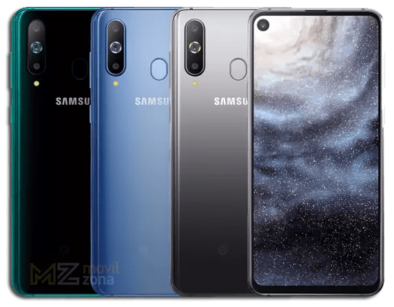 Samsung Galaxy℗ a8s