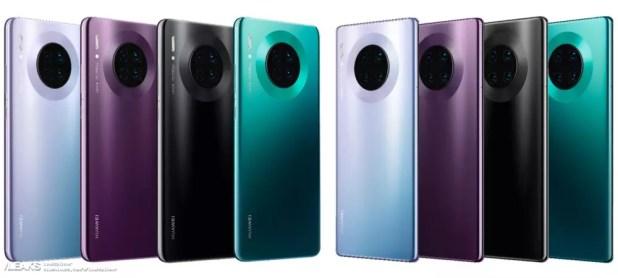 Huawei Mate 30 Pro galeria