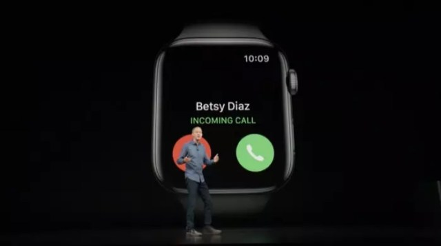 Apple Watch llamadas
