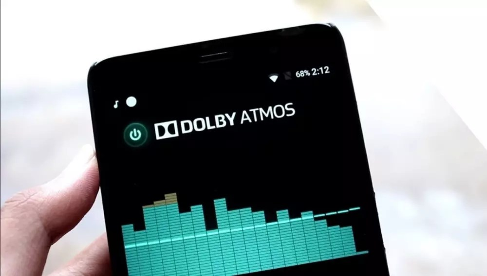 smartphone dolby