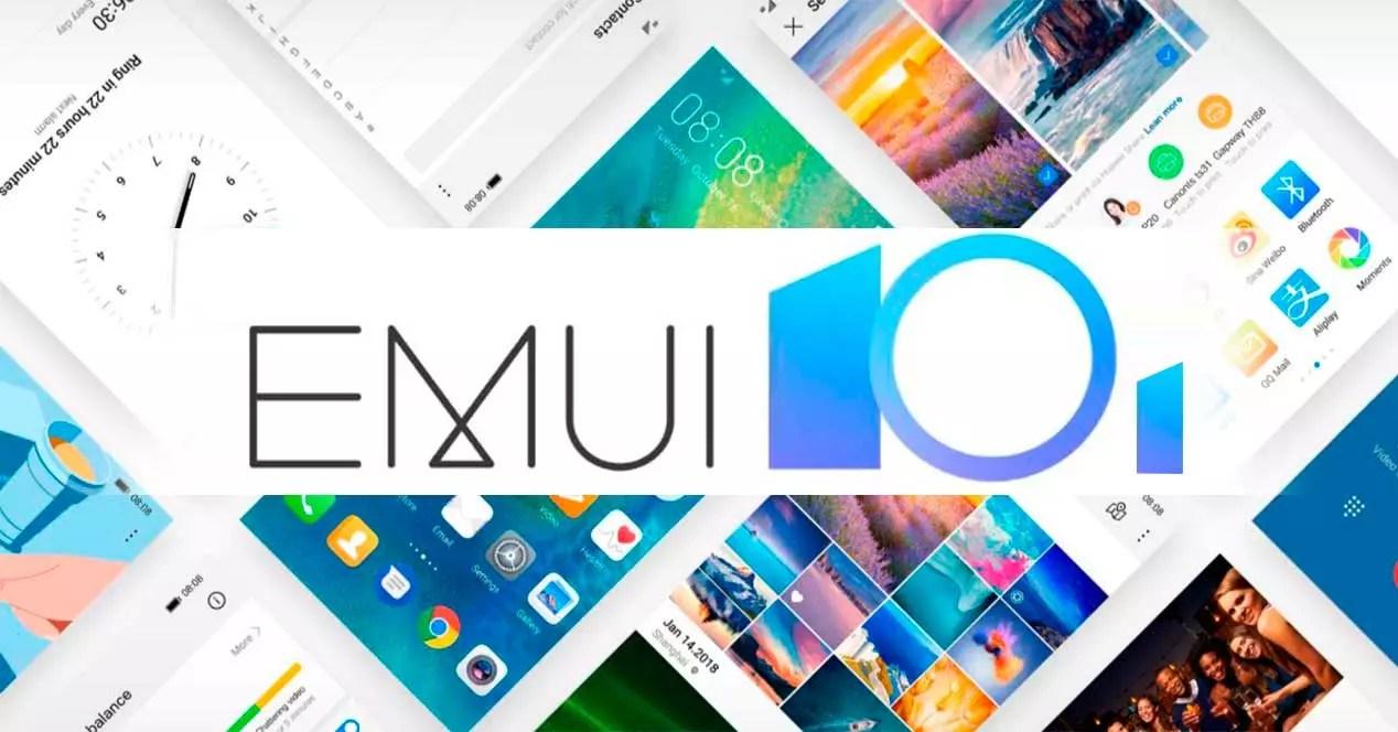 Listado de móviles Huawei que actualizarán a EMUI 10.1