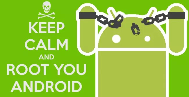 cuerpo root android