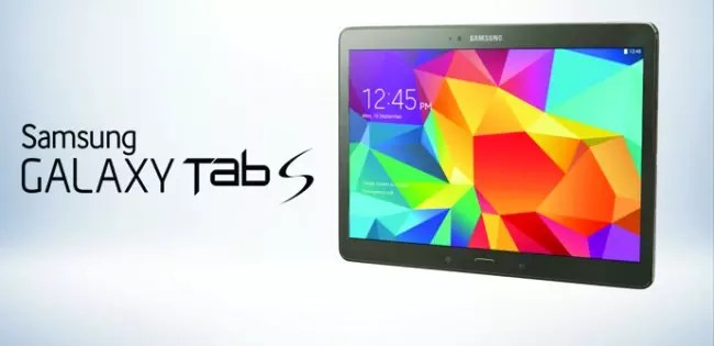 portada samsung galaxy tab s of
