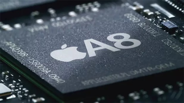 Procesador Apple A8 para iPhone 6