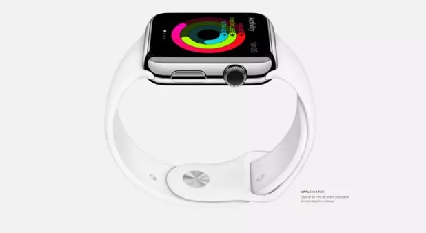 Diseño del reloj Apple Watch