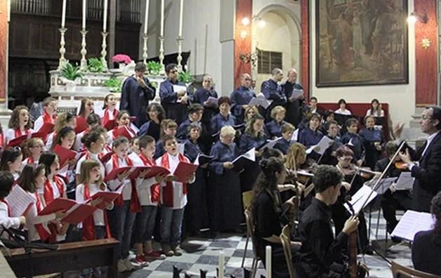 Concerto degli auguri – sabato 13 dicembre 2014