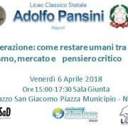 Incontro a Napoli con Don Andrea il 6 aprile