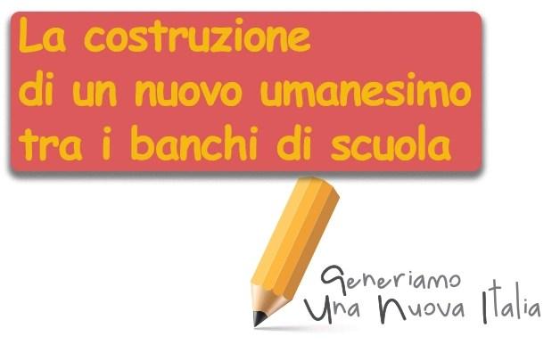 """Corso di formazione per docenti """"La costruzione di un nuovo umanesimo tra i banchi di scuola"""""""