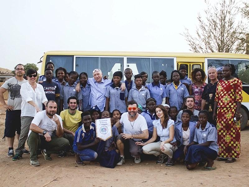 Viaggi e missioni umanitari