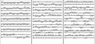 EEtudes - 12 Arpeggio4-1 - Basso