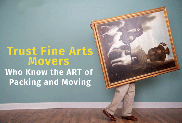 Fine Arts Movers - Moving of America
