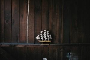 ship scale model