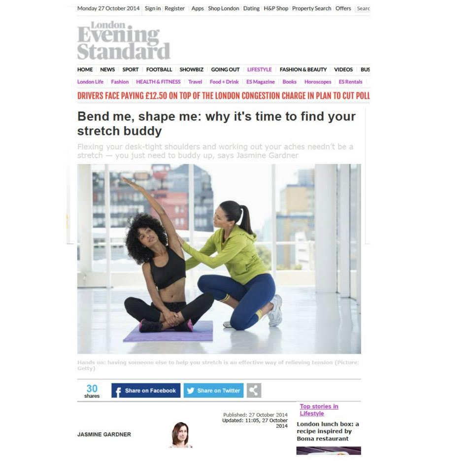 evening standard dating website