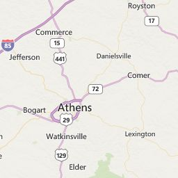 Athens Home Prices increased in 2016