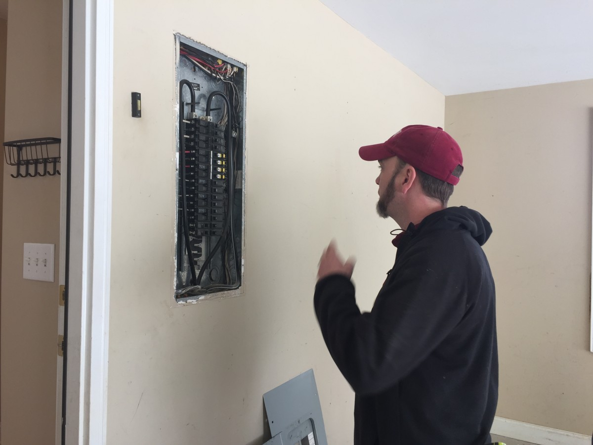 Home Inspection in Athens