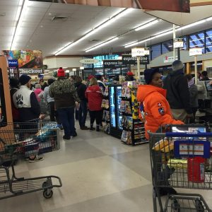 East Athens grocery stores