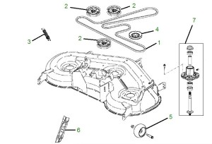 John Deere LA150 Parts | Mower Pit Stop