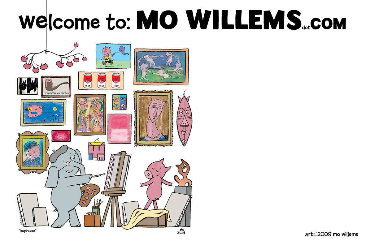 Mo Willems Knuffle Bunny Clip Art Cliparts