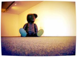 Mijn ouders plaatsten een levende teddybeer in mijn wieg. Woody Allen