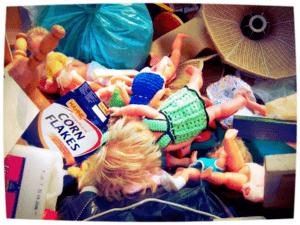 Een mens blijft eigenlijk zijn hele leven een kind, alleen het speelgoed verandert. Wim Smeyers