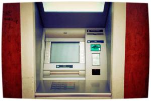 Mijn beste maat is de geldautomaat. Huub Martron