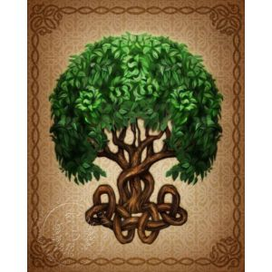 arbol de la vida celta