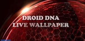 Droid DNA Live Wallpaper