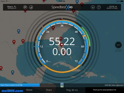 Speedtest X HD