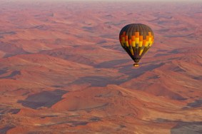 Sossusvlei hot air balloon