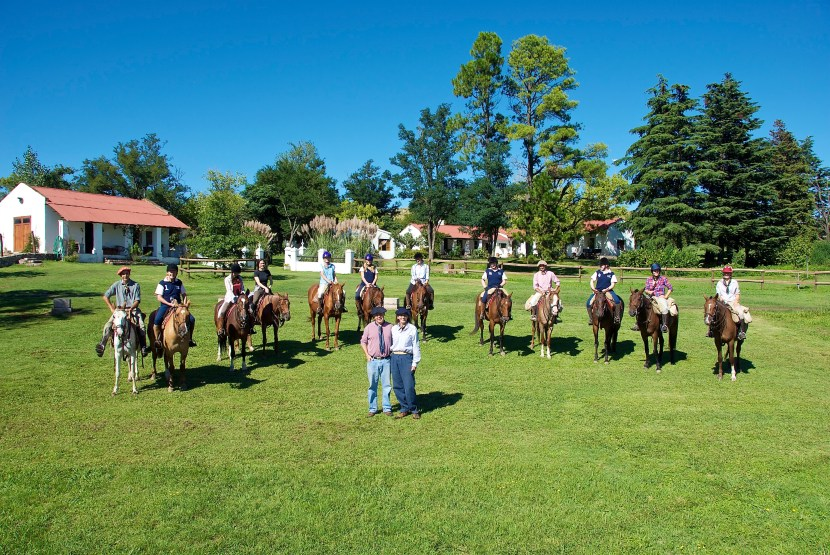 Horse riding lessons in Cordoba