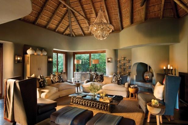 Kapano lodge lounge