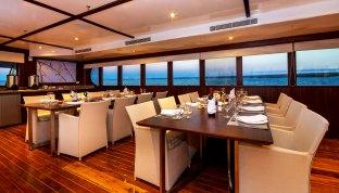 Inside Dining Area Odyssey