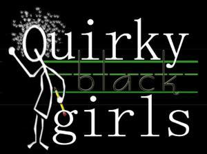 Quirky Black Girls Logo