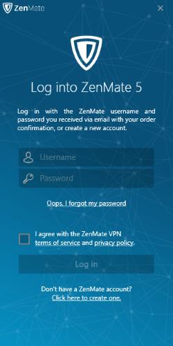 ZenMate VPN Review: Méditer sur votre vie privée ZenMate Review Setup Complete