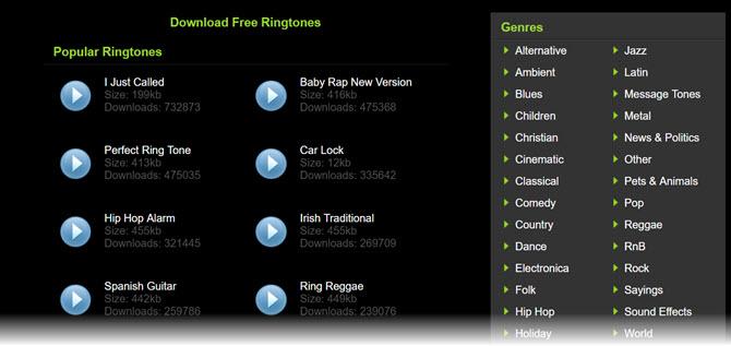 Tones7 pour des sonneries uniques et gratuites pour iPhone