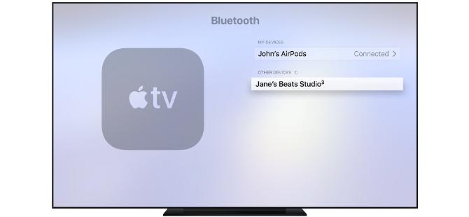 So koppeln Sie AirPods mit Apple TV