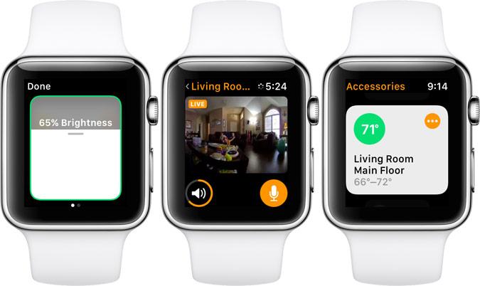 Apple Home App Smart Watch