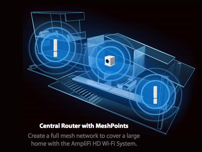 AmpliFi HD: le meilleur système Wi-Fi domestique sur le marché