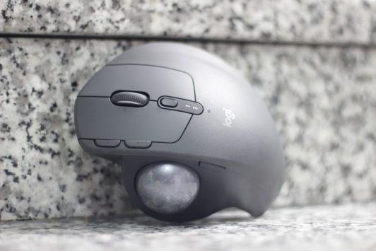 Logitech MX Ergo Trackball Review: la souris comme si c'était 1996 LogitechMXErgo15 532x355