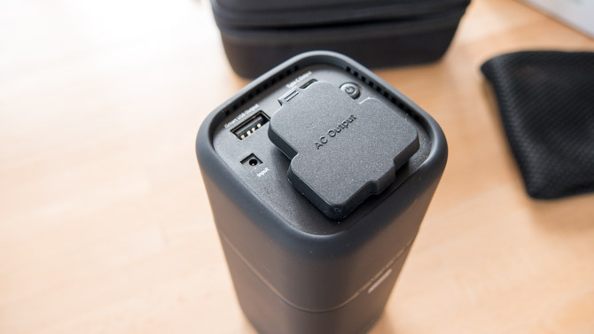 Critique du chargeur CA RAVPower 20100mAh: Power All The Things ravpower top