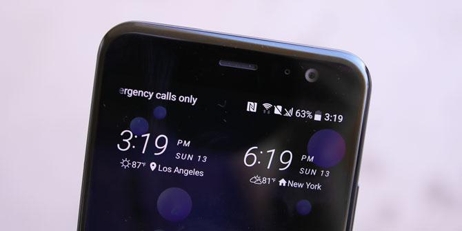 HTC U11 Review: La définition de la médiocrité HTC 5