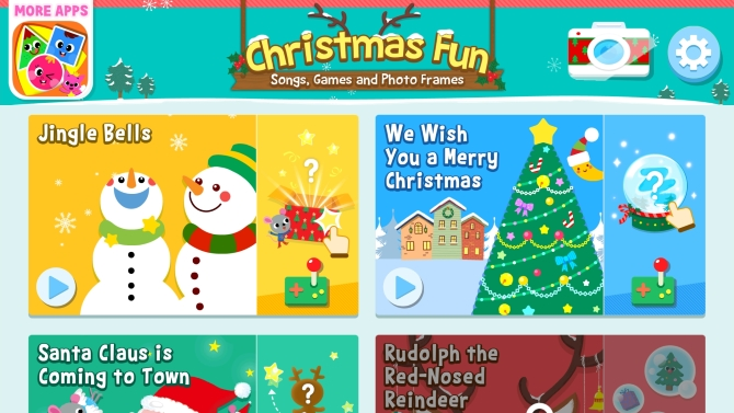 Weihnachtsspaß Android
